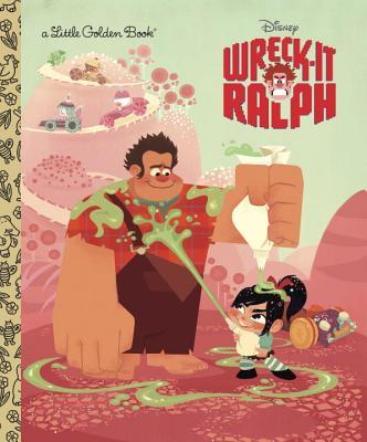 Wreck-It Ralph By RH Disney (COR)