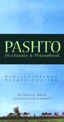 Pashto Dictionary & Phrasebook By Awde, Nicholas/ Sarwan, Asmatullah
